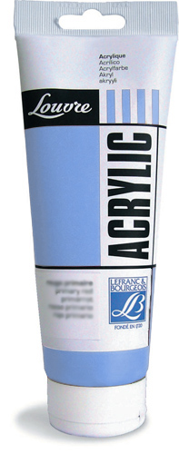 Акрилна боя ACRYLIC 200 ml - Pastel blue