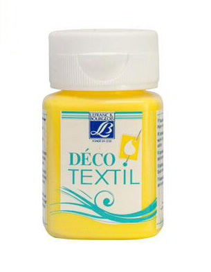DECO Textil 50 ml NATURAL - honey