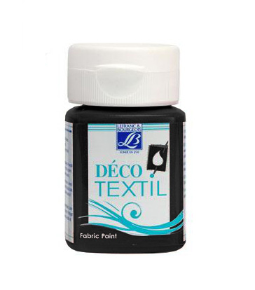 DECO Textil 50 ml PASSIONATE - night black