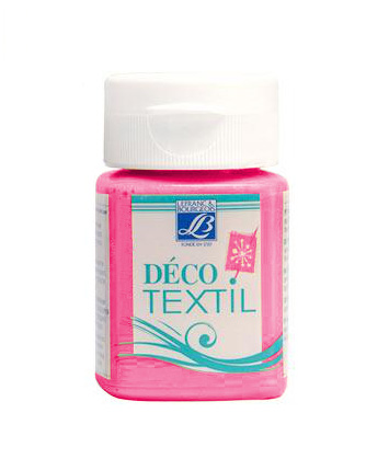 DECO Textil 50 ml SPECIAL - neon pink