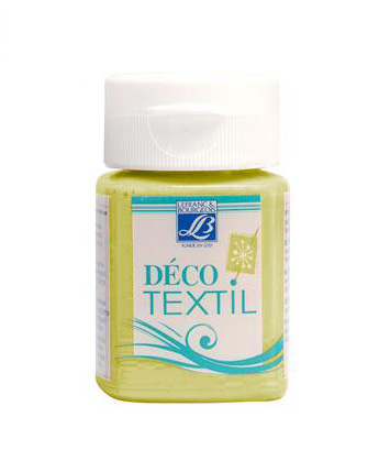 DECO Textil 50 ml SPECIAL - neon yellow