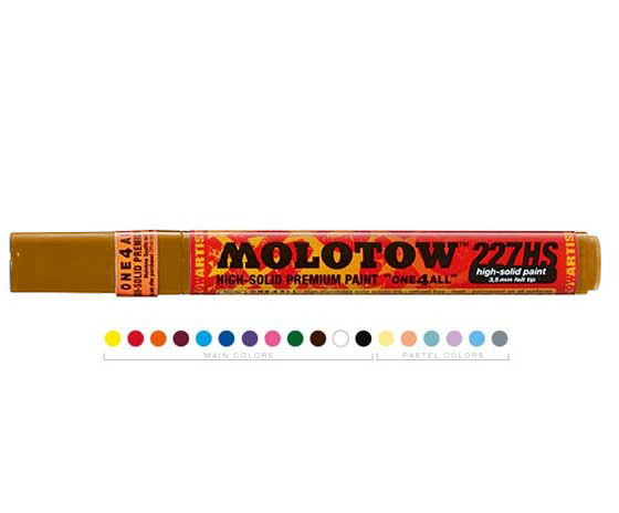 Акрилен маркер MOLOTOW - ONE4ALL 4mm - Sahara Beige Pastel