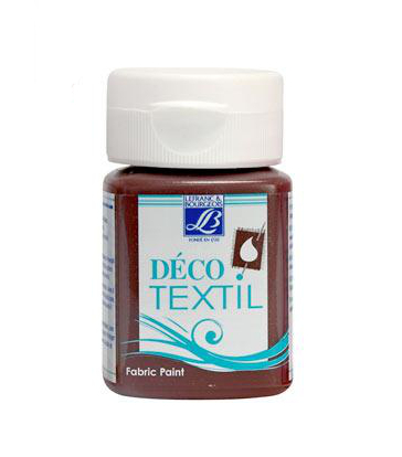DECO Textil 50 ml PASSIONATE - passion red