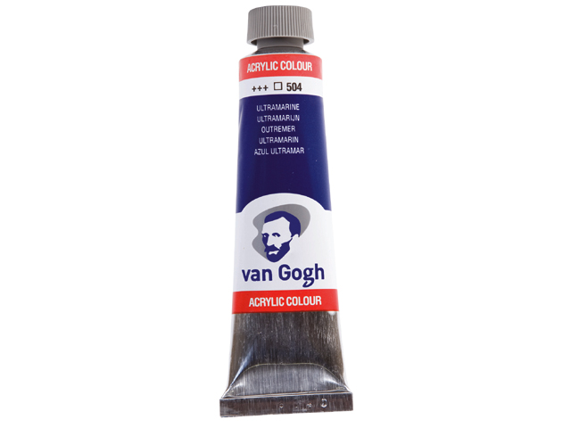Акрилна боя Van Gogh 40 ml - Azo Yellow Lemon