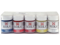 Графична боя Ecola Royal Talens - сет 10x16 ml